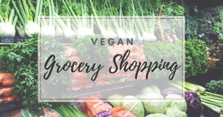 Build a healthy vegan grocery list