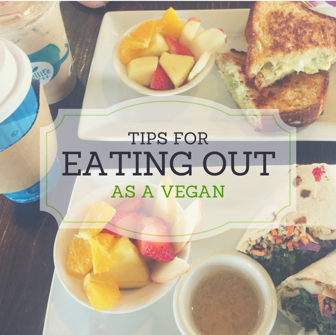 Eating out as a vegan: Tips