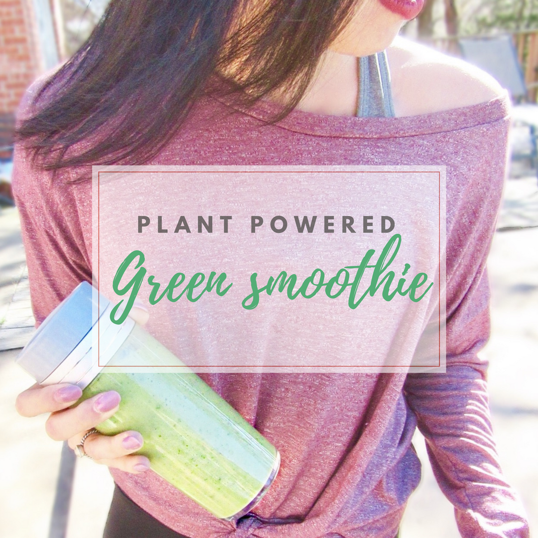 How to start your day with energy: Superfood smoothie